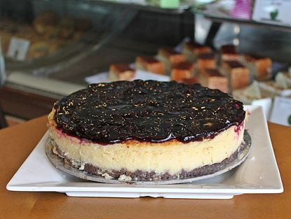 Picture of Annapurna BlueBerry Cheese Cake 2lb