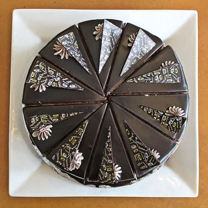 Picture of Annapurna Chocolate Viennese Cake 2lb