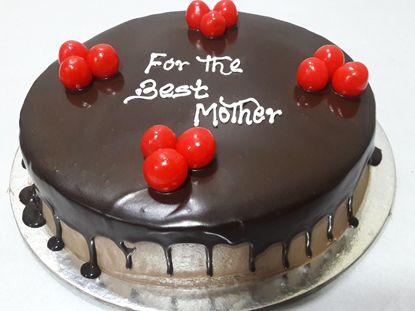 Mothers Day Choco Mocca Cake